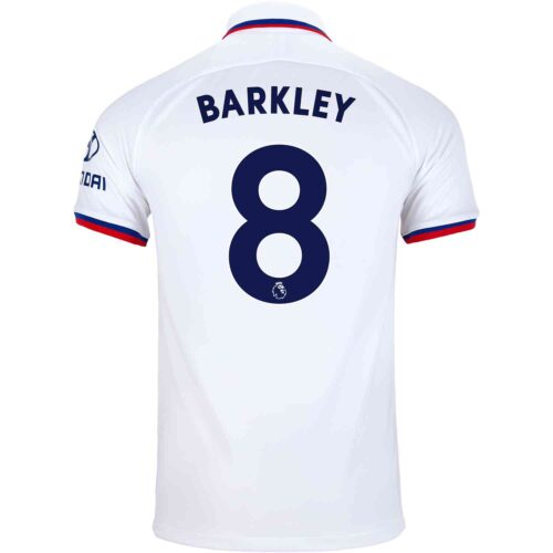 2019/20 Kids Nike Ross Barkley Chelsea Away Jersey
