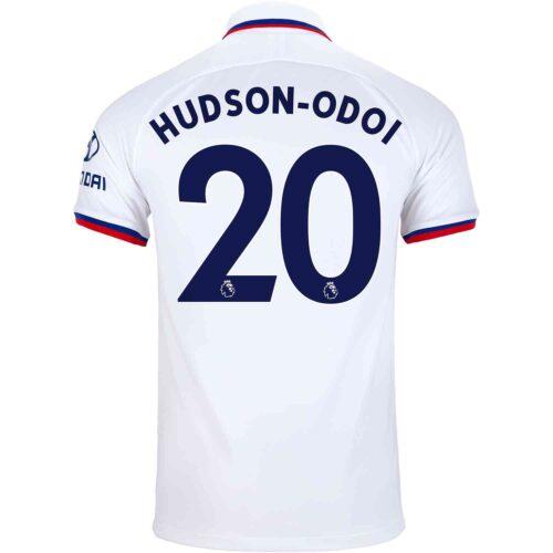 2019/20 Kids Nike Callum Hudson-Odoi Chelsea Away Jersey