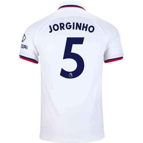 2019/20 Kids Nike Jorginho Chelsea Away Jersey
