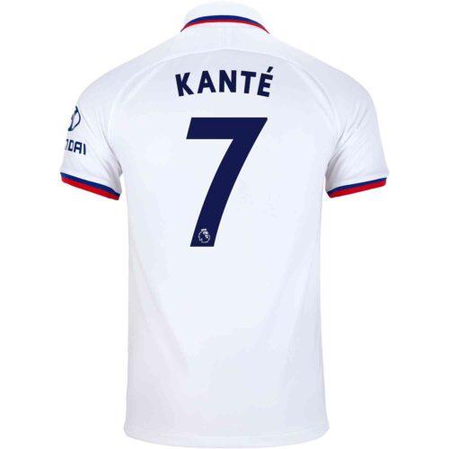 2019/20 Kids Nike N'Golo Kante Chelsea Away Jersey