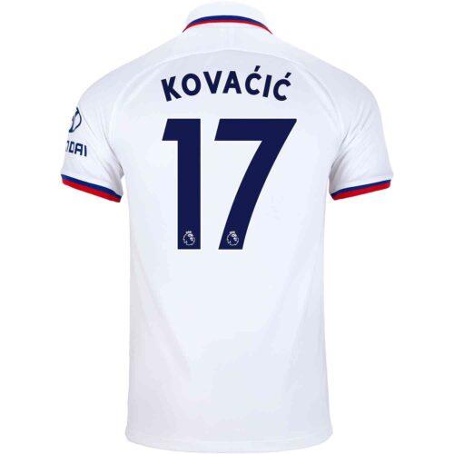 2019/20 Kids Nike Mateo Kovacic Chelsea Away Jersey