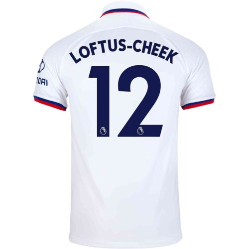 2019/20 Kids Nike Ruben Loftus-Cheek Chelsea Away Jersey
