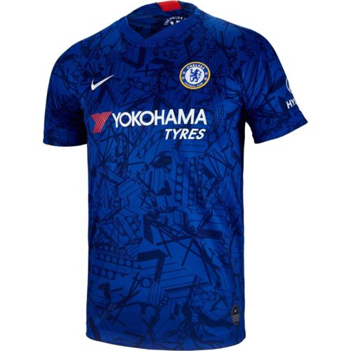 2019/20 Kids Nike Christian Pulisic Chelsea Home Jersey