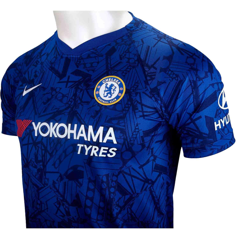 info for e4dd1 487a3 2019/20 Kids Nike N'Golo Kante Chelsea Home Jersey - SoccerPro