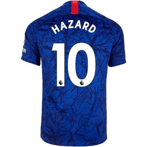 2019/20 Kids Nike Eden Hazard Chelsea Home Jersey
