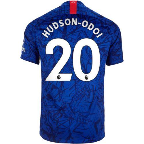 2019/20 Kids Nike Callum Hudson-Odoi Chelsea Home Jersey