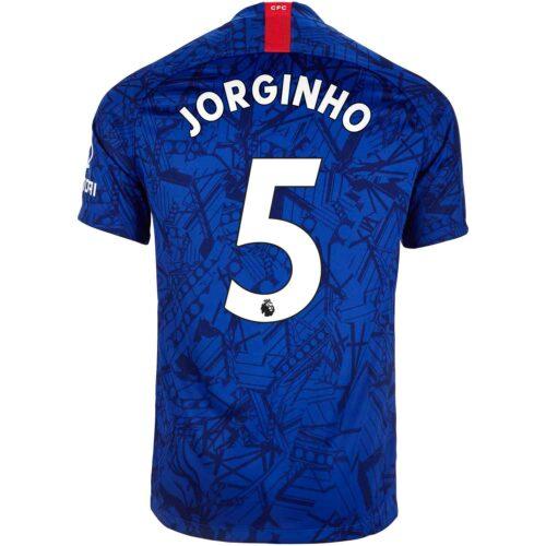 2019/20 Kids Nike Jorginho Chelsea Home Jersey