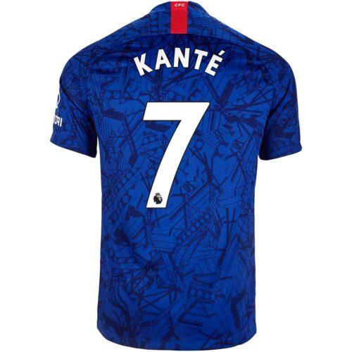 2019/20 Kids Nike N'Golo Kante Chelsea Home Jersey