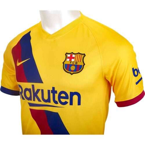 2019/20 Kids Nike Barcelona Away Jersey
