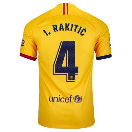 2019/20 Kids Nike Ivan Rakitic Barcelona Away Jersey