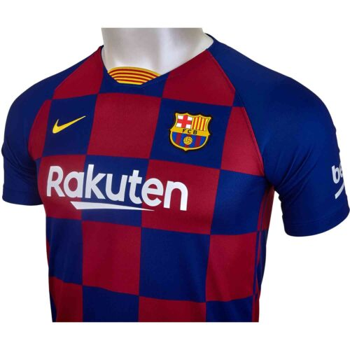 2019/20 Kids Nike Lionel Messi Barcelona Home Jersey