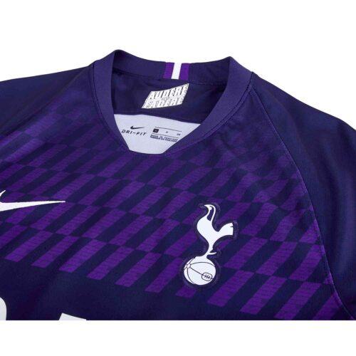 2019/20 Kids Nike Tottenham Away Jersey