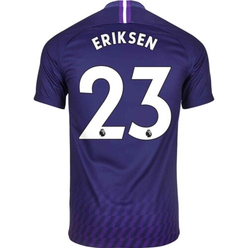 2019/20 Kids Nike Christian Eriksen Tottenham Away Jersey