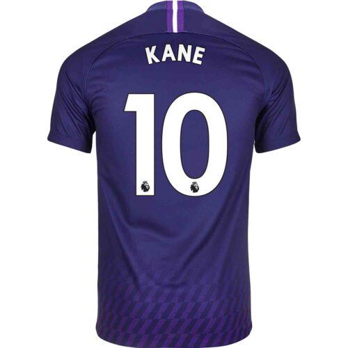 2019/20 Kids Nike Harry Kane Tottenham Away Jersey