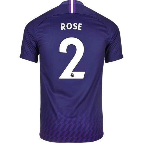 2019/20 Kids Nike Danny Rose Tottenham Away Jersey
