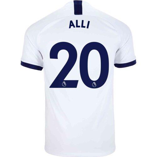 2019/20 Kids Nike Dele Alli Tottenham Home Jersey