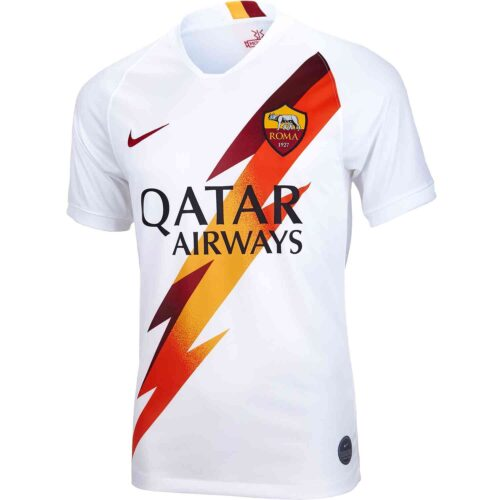 2019/20 Kids Nike AS Roma Away Jersey