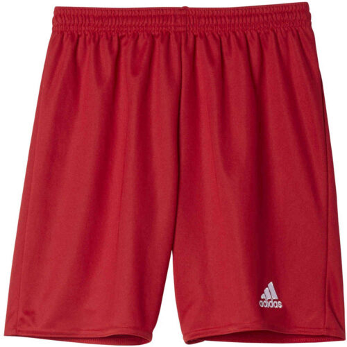 Kids adidas Parma 16 Shorts – Power Red