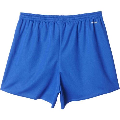 Womens adidas Parma 16 Shorts – Bold Blue