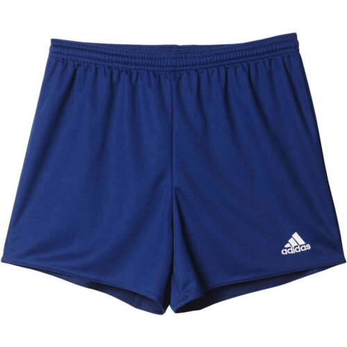 Womens adidas Parma 16 Shorts – Dark Blue