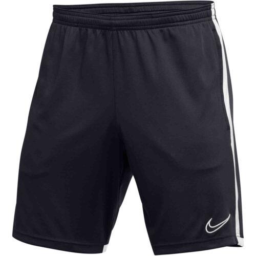 Nike Academy19 Pocketed Shorts – Obsidian