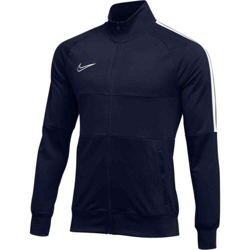 Nike Academy19 Track Jacket – Obisidian