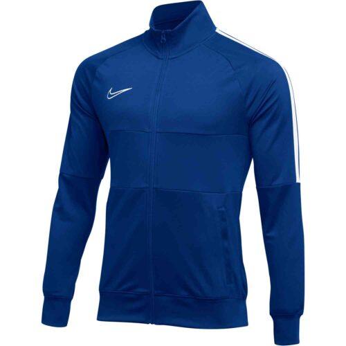 Nike Academy19 Track Jacket – Royal Blue