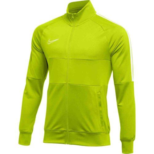 Nike Academy19 Track Jacket – Volt