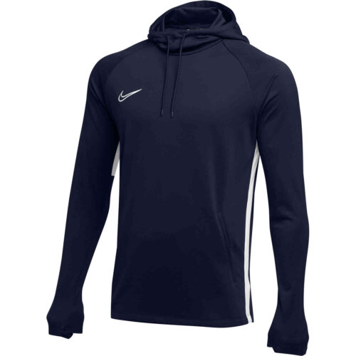 Nike Academy19 Hoodie – Obisidian