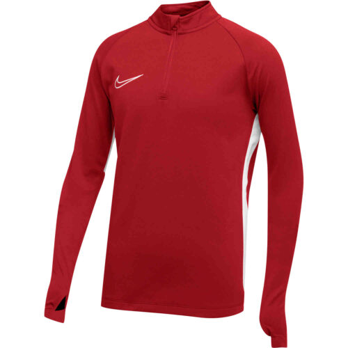 Kids Nike Academy19 Drill Top – University Red