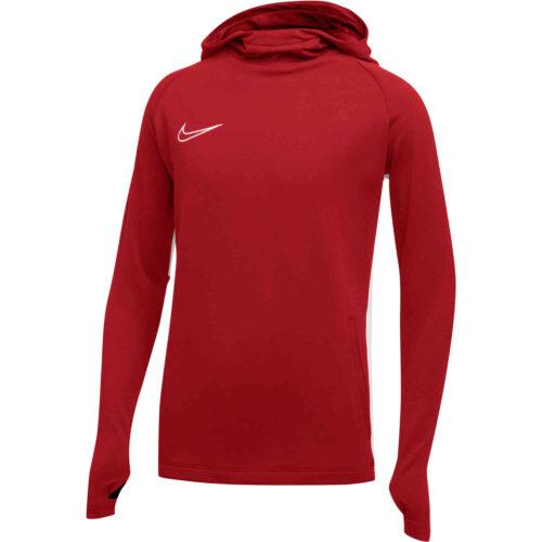 Kids Nike Academy19 Hoodie – University Red