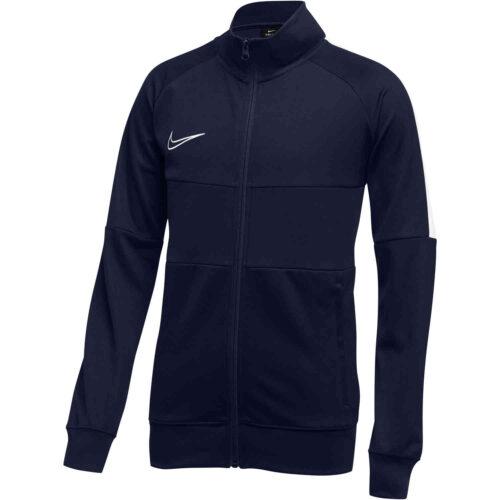 Kids Nike Academy19 Track Jacket – Obisidian