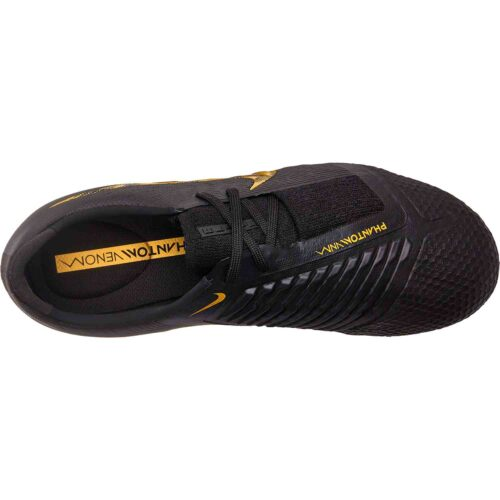 Kids Nike Phantom Venom Elite FG – Black Lux
