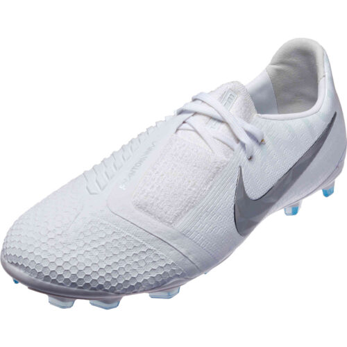 Kids Nike Phantom Venom Elite FG – Nouveau White