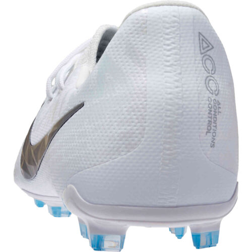 Kids Nike Phantom Venom Elite FG – Nuovo White
