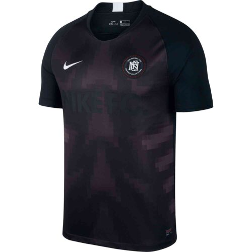 Nike FC Jersey – Black
