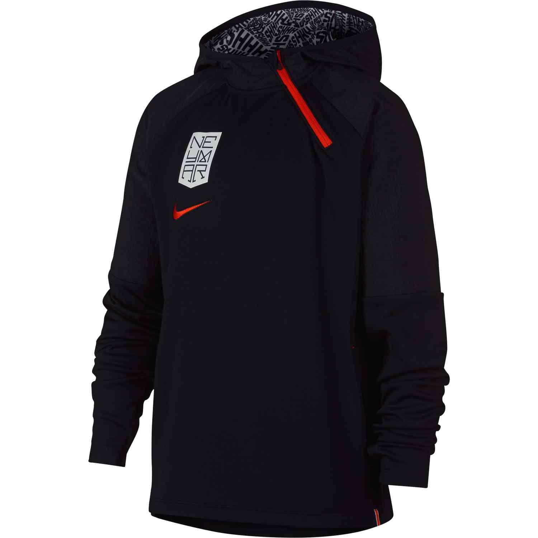 Boys Nike football hoodie