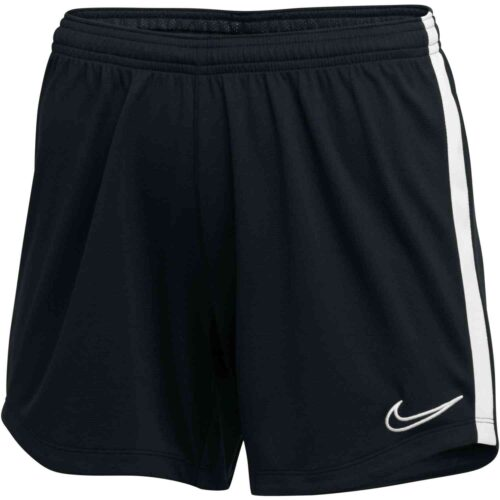 Womens Nike Academy19 Pocketed Shorts – Black