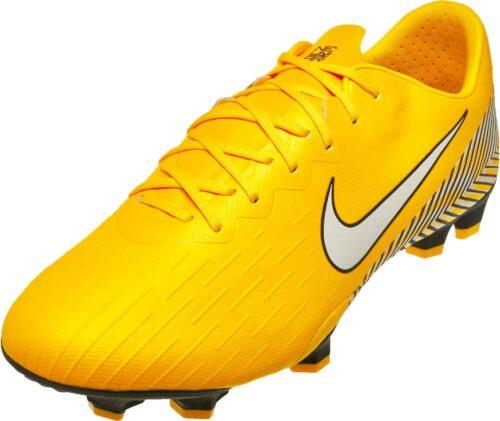 promo code 53ec8 735e9 Nike Neymar Vapor 12 Pro FG – AmarilloWhiteBlack