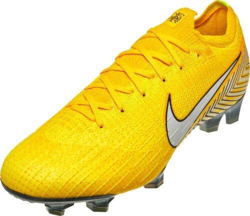 Nike Neymar Vapor 12 Elite FG – Amarillo/White/Black
