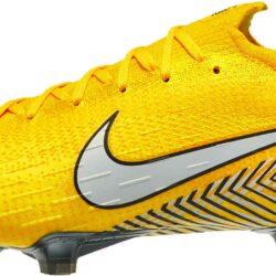 fbf7c642d917 Nike Neymar Vapor 12 Elite FG - Amarillo White Black - SoccerPro