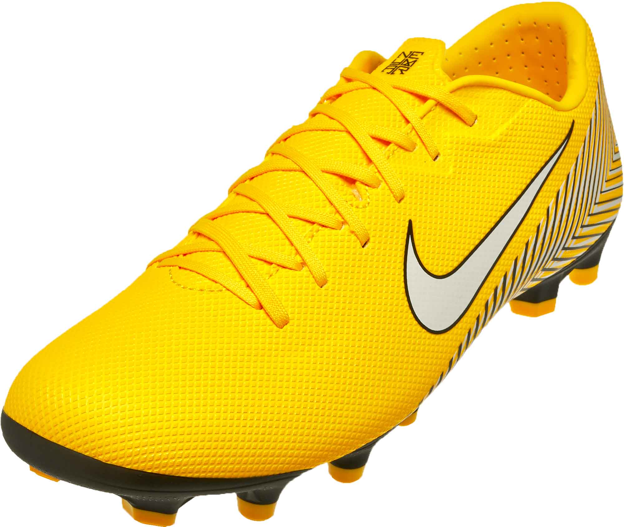 eb5b73266132e Nike Neymar Vapor 12 Academy MG - Amarillo/White/Black - SoccerPro