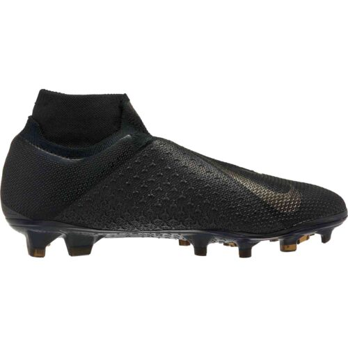 Nike Phantom Vision Elite FG – Black/Black