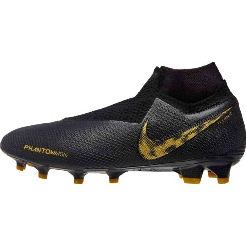 Nike Phantom Vision Elite FG – Black Lux