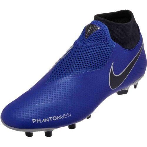 Nike Phantom Vision Pro FG – Racer Blue/Black/Metallic Silver/Volt