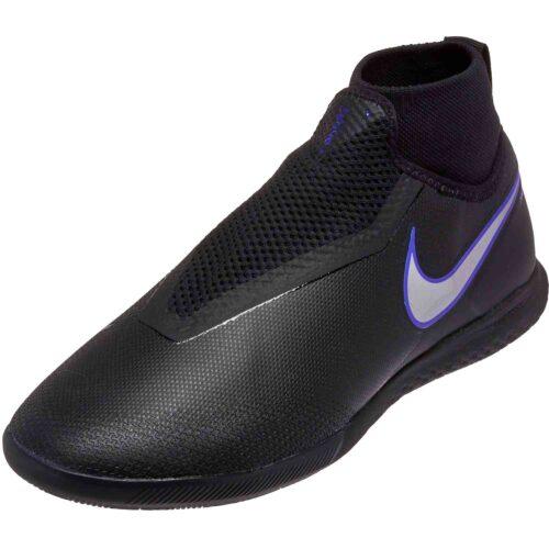 Nike Phantom Vision Pro IC – Black/Metallic Silver/Racer Blue