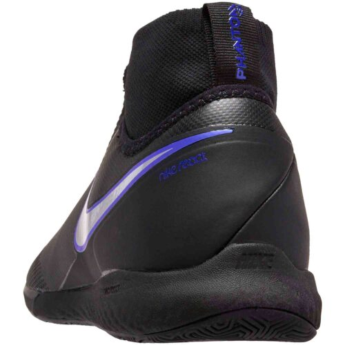 Nike Phantom Vision Pro IC – Black/Metallic Silver/Racer Blue