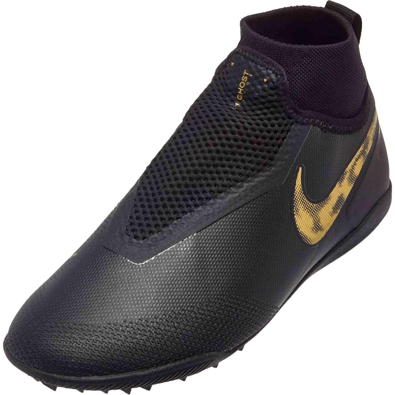 new arrival 1f2f6 01986 Nike Phantom Vision Pro TF – Black Lux