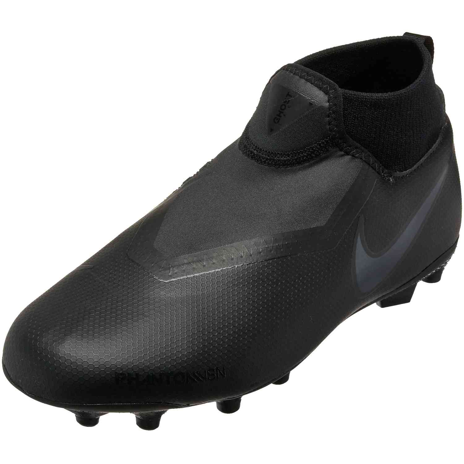 Nike Phantom Vision Youth Academy MG Youth Vision Nero Nero SoccerPro 2a9087