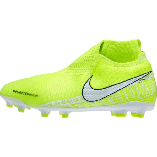 Kids Nike Phantom Vision Elite FG – New Lights